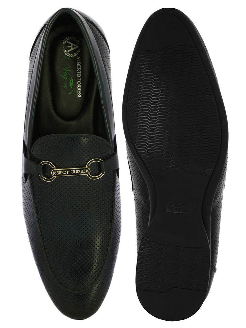 Maltis Navy Formal Slipons