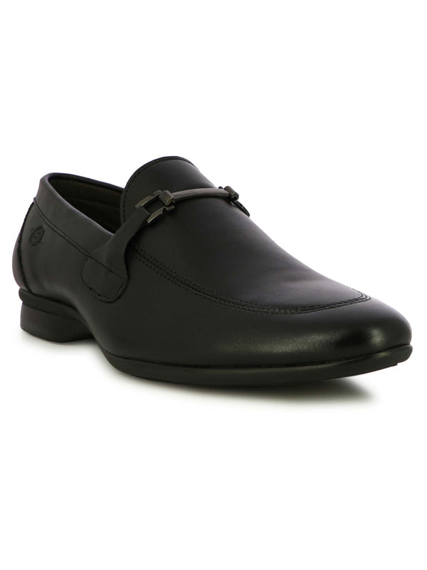 Alberto Torresi Men's Cape Black Formal Shoes