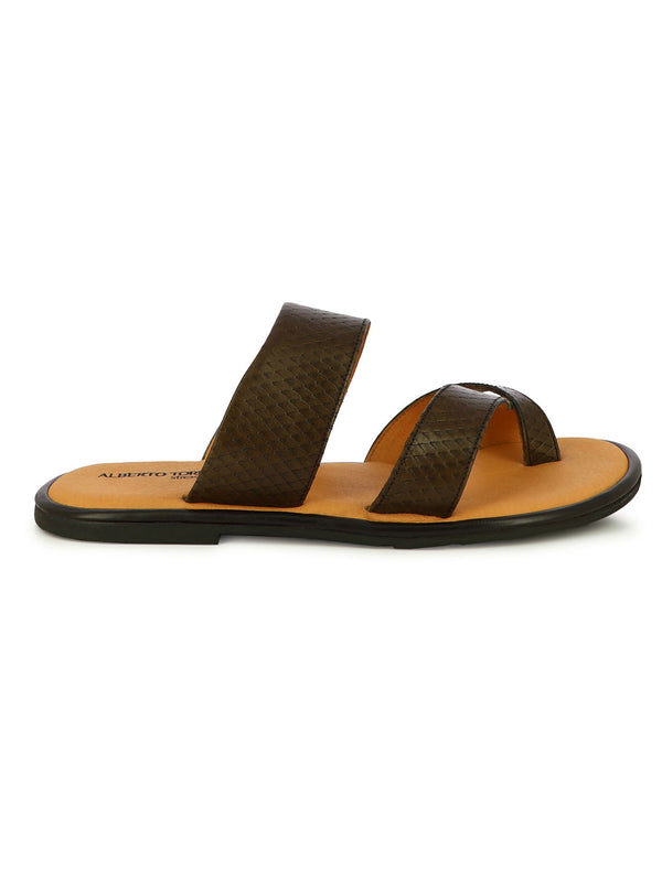 Samuel Brown Men's Sandals
