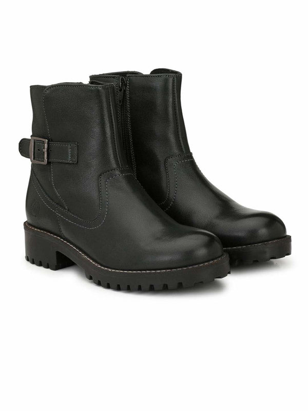 Alberto Torresi Women Nelida Dark Grey boot
