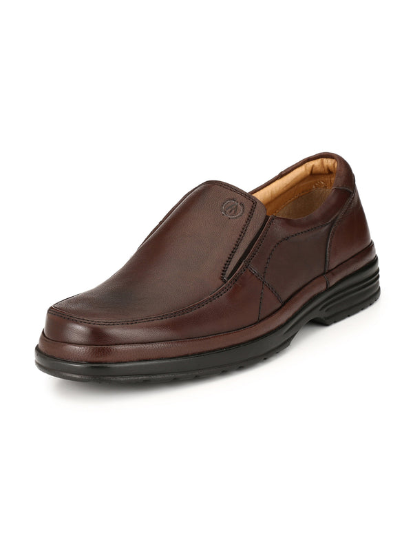 Alberto Torresi Anatolio Brown Formal shoe