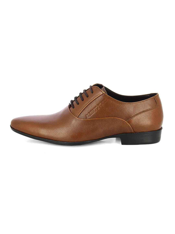 Alberto Torresi Gent Tan Formal Shoes