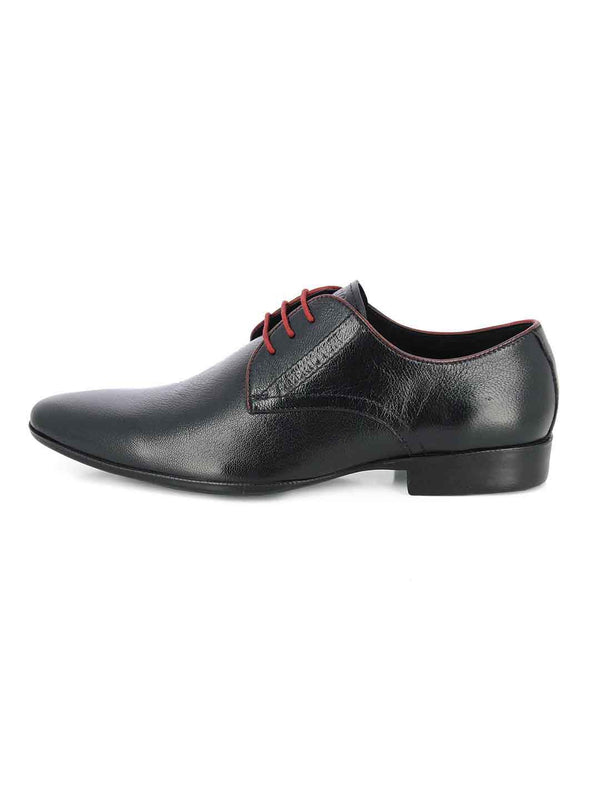 Alberto Torresi Biagio Black Formal Shoes