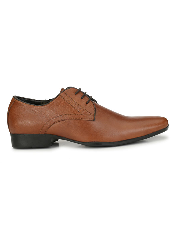 Alberto Torresi Biagio Tan Formal Shoes