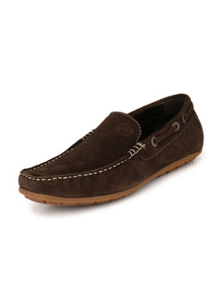Alberto Torresi Benny Dark Brown Loafers