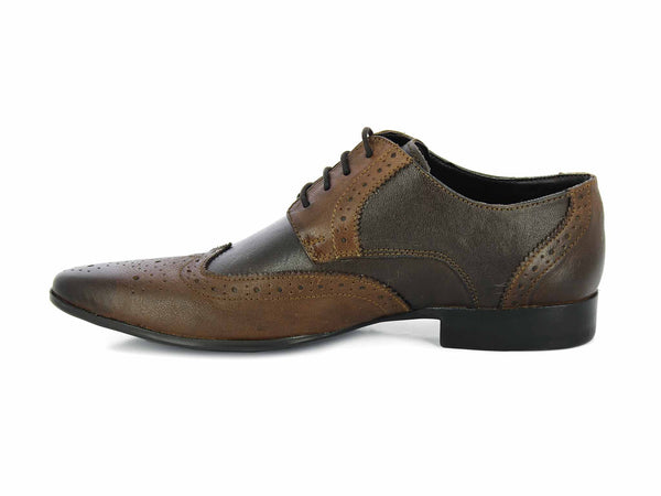 Alberto Torresi Donnie  TAN+BROWN  Formal Shoes - Alberto Torresi  - 2