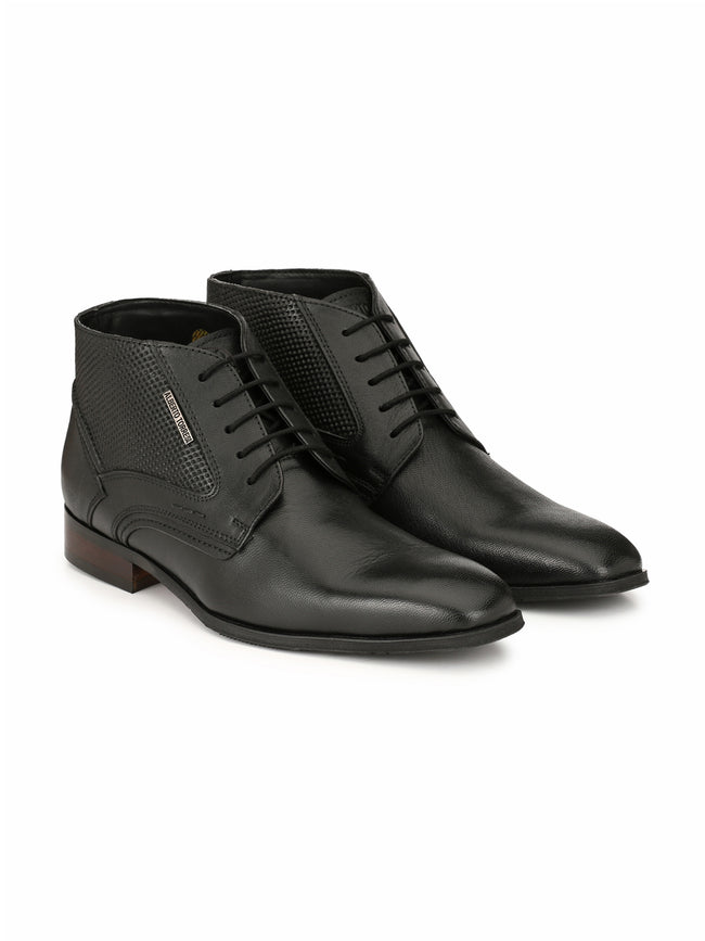 Alberto Torresi Fernal Black  Boot