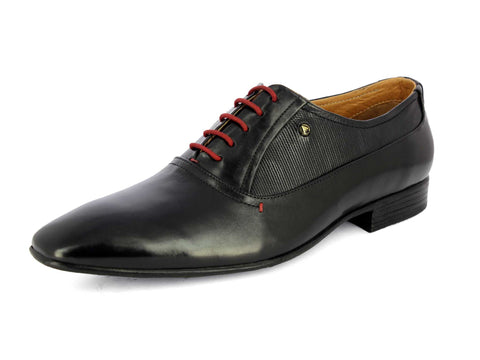 Alberto Torresi Canary BLACK Formal Shoes