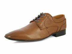 Alberto Torresi Basque TAN Formal Shoes