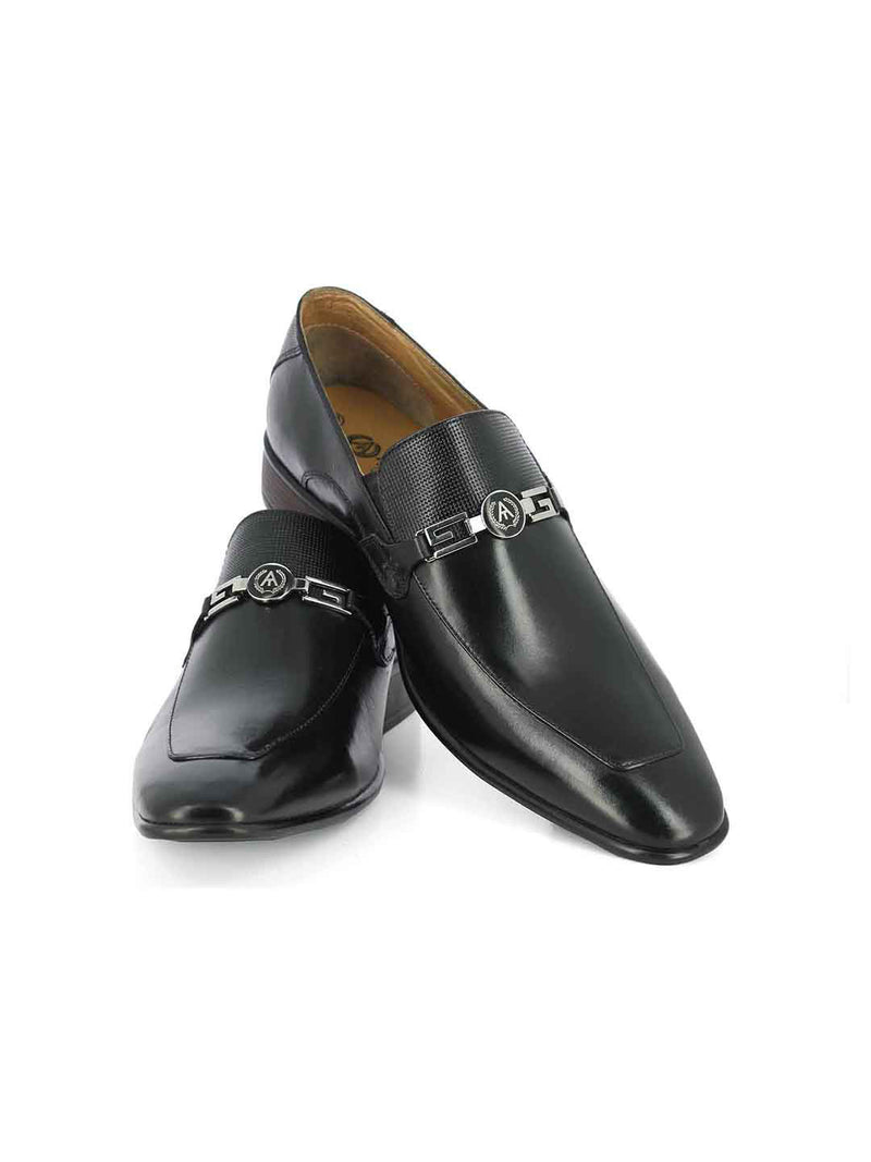 Alberto Torresi Ibiza BLACK  Formal Shoes
