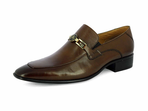 Alberto Torresi Ibiza TOBBACO Formal Shoes