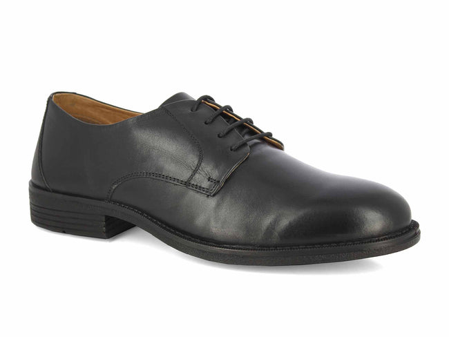 Alberto Torresi Crota Black formal shoe