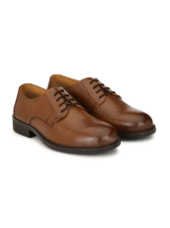 Alberto Torresi Crota TAN FORMAL SHOE