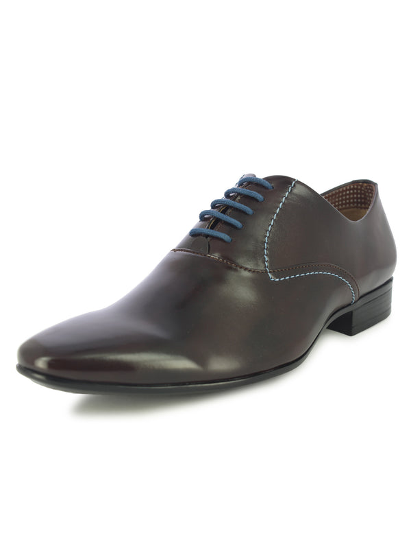 Alberto Torresi Porto Brown Formal Shoes