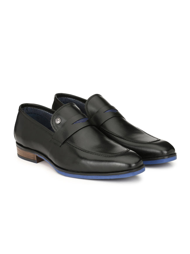 Alberto Torresi Renato Black Formal shoes