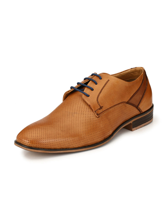 Alberto Torresi Rico Tan Formal shoes