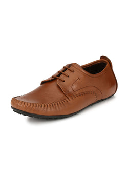 Alberto Torresi Silvestro TAN Formal shoes