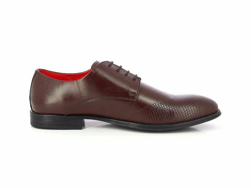 Alberto Torresi Lorzo Brown Formal Shoe