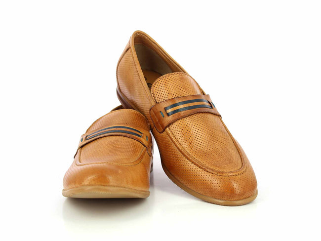 Alberto Torresi Tomasso Tan Formal Shoe