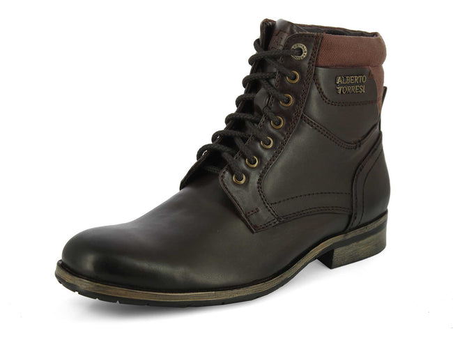 Alberto Torresi Dante Brown Boot