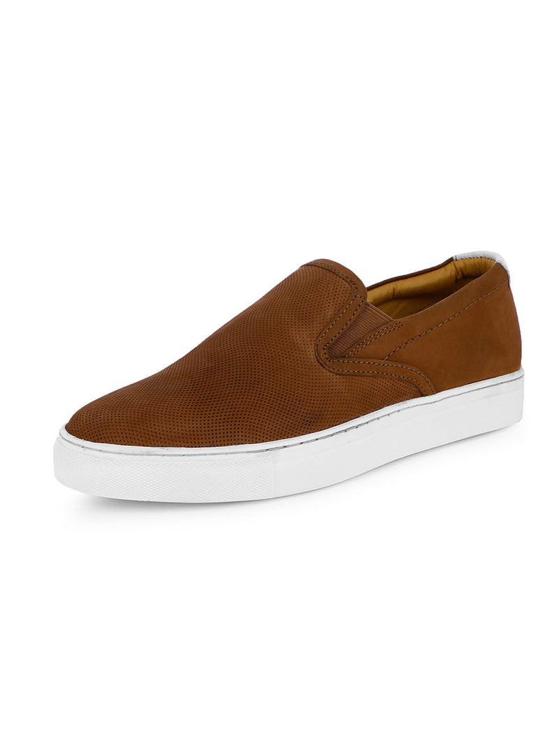 Mogano Slip-on Shoes