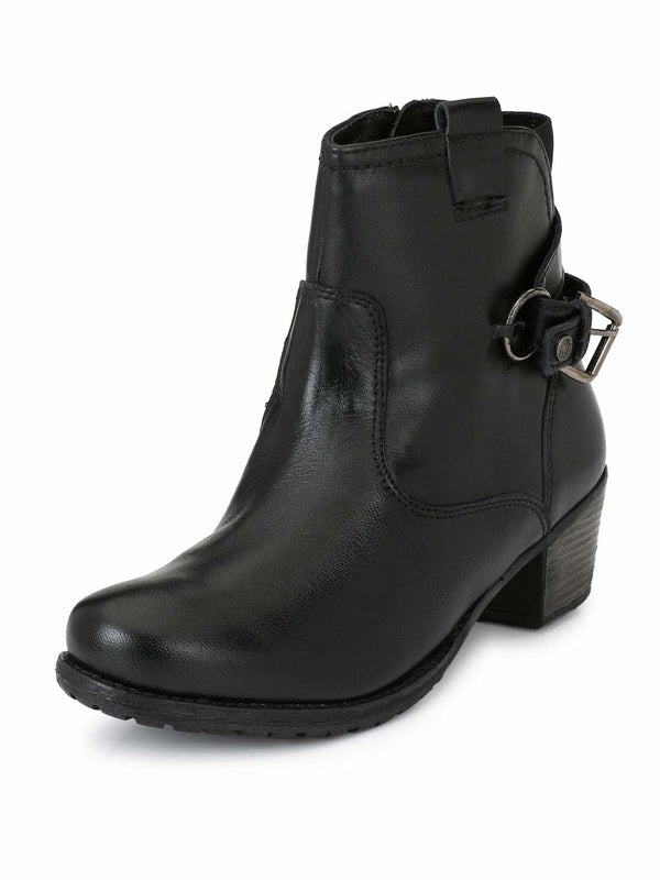 Alberto Torresi Women Black Boot