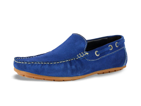Alberto Torresi Benny Blue Loafers