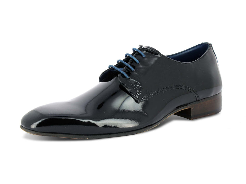 Alberto Torresi Frosino Men Black Formal Shoes - Alberto Torresi  - 1