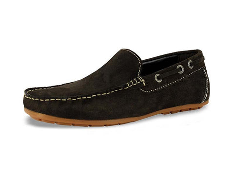Alberto Torresi Agostino Brown Loafers