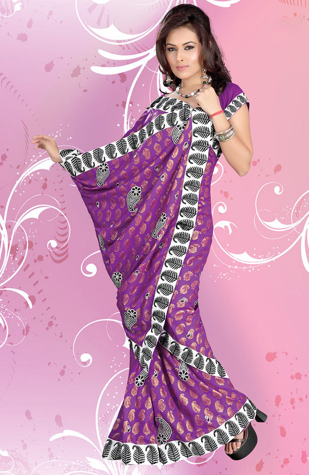 PARTY WEAR SEQUIN SAREE