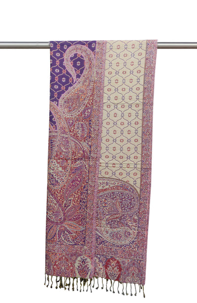Reversable Paisley Design
