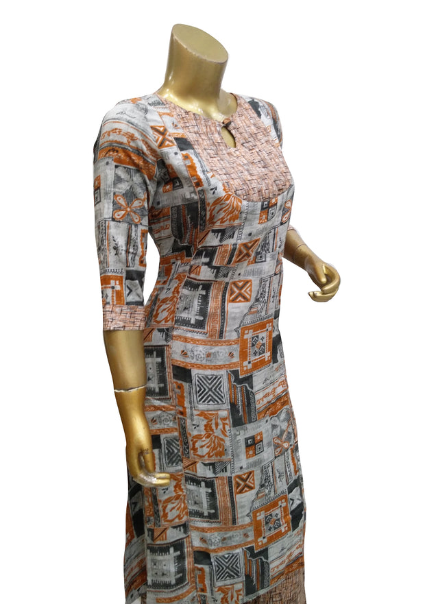 Rayon Printed Plazzo Set