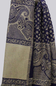 Revesable Paisley Design