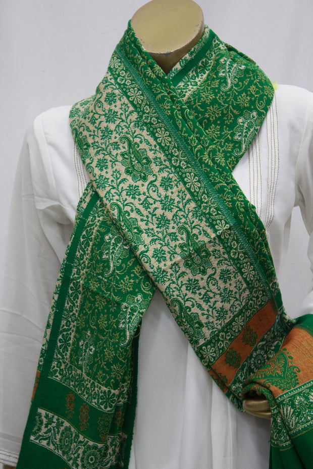 Soft Handwoven Shawl