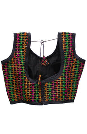 Georgette Resham Work Blouse