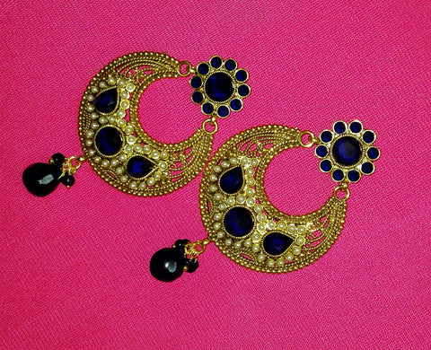 Elegent Golden Earrings