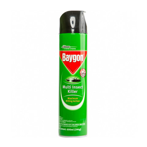 Baygon Multi-Insect Killer Insecticide 600ml