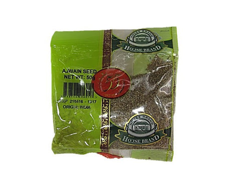 House Brand Ajwain Seeds 50g