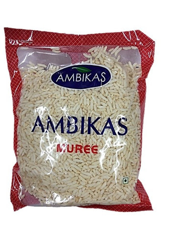 Ambikas Muree Puffed Rice Vacuumed Packed 200g