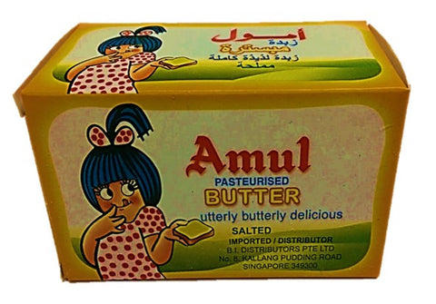 Amul Pasteurized Butter 500g