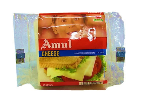 Amul Cheese 10 Slices (200g)