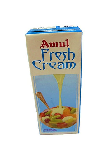 Amul Fresh Cream 200ml