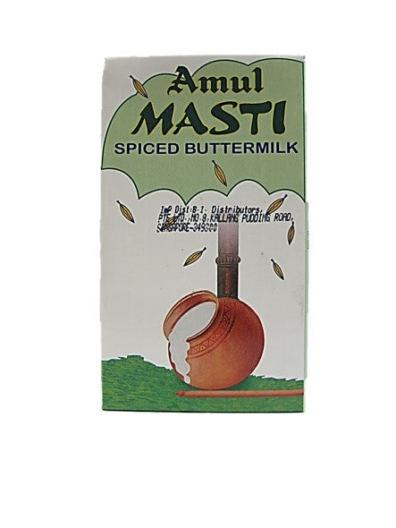 Amul Masti Spiced Buttermilk 1L