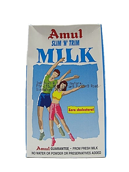 Amul Slim N Trim Milk 1L