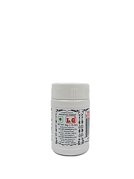 L.G Compounded Asafoetida Powder 50g