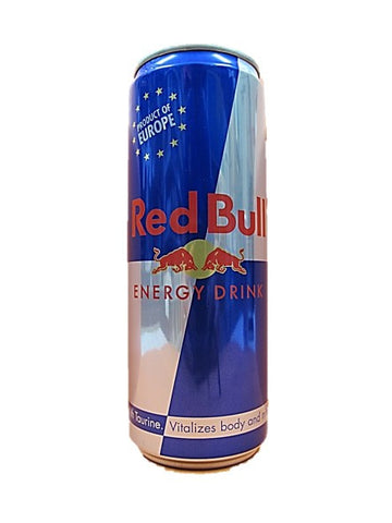 Austria Red Bull Energy Drink Can 355ml