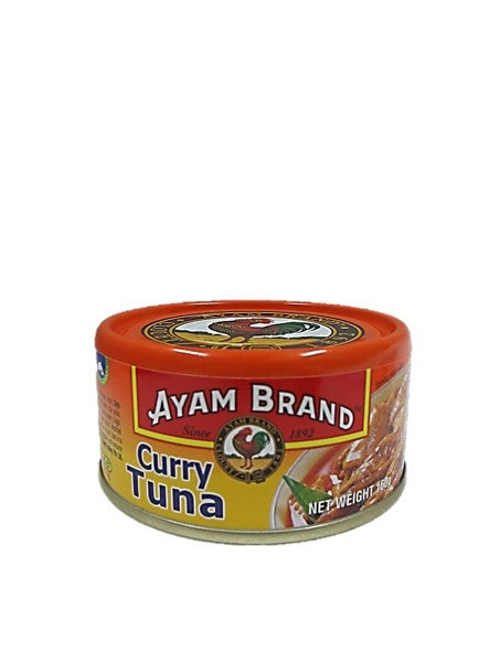 Ayam Brand Curry Tuna 160g