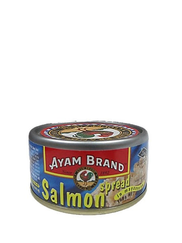 Ayam Brand Salmon Spread in Mayonnaise 160g