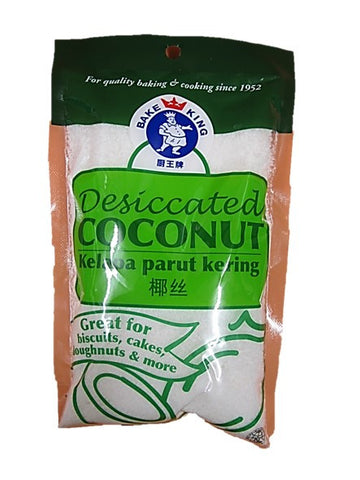 Desiccated coconut singapore