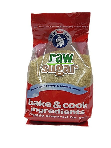 Bake King Raw Sugar 1kg